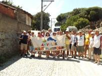 KANİ BEKO - 'Kozak'ta Altına Hayır' Eylemine Ayvalık Tabiat Platformu Da Destek Verdi
