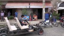 SUVERMEZ - Lise Mezunu Genç, Kendi Arabasını Yaptı