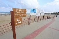SU SPORLARI - Mavi Bayraklı Plajlara Denetimden Tam Not