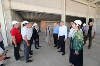 MEHMET ERDOĞAN - Milletvekillerinden Şahinbey'in Dev Projelerine Tam Not