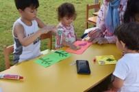 TEBRİK KARTI - Minikler Çocuk Kulübü Bayram Hazırlığında