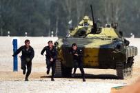 ASKERİ EĞİTİM - Rus Ordusu Uluslararası Tank Müsabakalarında Şampiyon Oldu