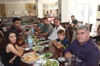 Silopi SENYADER'den Basın Mensuplarına Yemek