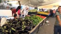 PAZAR ESNAFI - Siverek Semt Pazarı Esnaflarından ABD'ye Dolar Protestosu