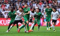 FATIH AKSOY - Spor Toto Süper Lig Açıklaması Beşiktaş Açıklaması 2 - Akhisarspor Açıklaması 0  (İlk Yarı)