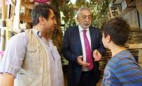 KıRAATHANE - TESK Genel Başkanı Palandöken Açıklaması 'Yılın İlk 7 Ayında 47 Bin 85 Esnaf İşletmesi Açıldı'