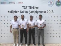 RECEP TURAN - TGF Türkiye Kulüpler Takım Şampiyonası'nda Zafer National Golf Kulübü'nün