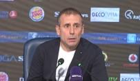 ABDULLAH AVCı - 'Trabzonspor Galibiyetiyle Başlamak Önemliydi'