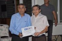 DİYABET HASTASI - Van'ın En Başarılı Doktorları Ödüllerini Aldı