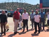 MEHMET ÖZKAN - Yeni Malatyaspor İle Altınordu Kulüpleri Arasında Dostluk Köprüsü