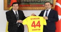 GEVREK - Yeni Malatyaspor Sponsoruyla Yeniden Anlaştı