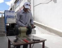 Yozgat'ta Bıçaklar Kurbana Hazırlanıyor