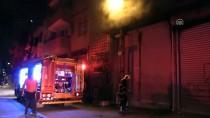 20 DAKİKA - Adana'da Hurda Deposunda Yangın