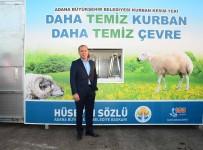 ZEYTINLIK - Adana'da Kurbanlık Satış Ve Kesim Yerleri Belirlendi