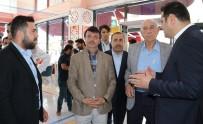 KAYHAN TÜRKMENOĞLU - AK Parti Heyetinden 'Engelsiz Kafe'ye Ziyaret