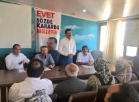 GÜMRÜK VE TİCARET BAKANI - AK Parti'li Milletvekili Tüfenkci Açıklaması 'Operasyonun Esas Nedeni Türkiye'nin Ortadoğu'daki Duruşudur'