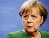 ANGELA MERKEL - Almanya Başbakanı Merkel'den Türkiye açıklaması