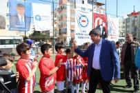 OYUNCAK KÜTÜPHANESİ - Antalya'da Çocuklara Yönelik Projeler