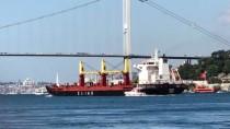 KARGO GEMİSİ - Arızası Giderilen Gemi Rotasına Devam Etti