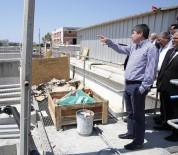 MALZEME DEPOSU - ASAT'tan Serik'e 125 Milyonluk Yatırım