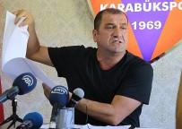 BAŞKAN ADAYI - Aytekin Açıklaması 'Vergi Ve SSK Borcumuz 13 Milyon 210 Bin Lira'