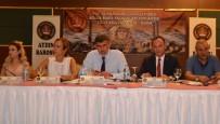 TÜRKIYE BAROLAR BIRLIĞI - Baro Başkanları Didim'de Bir Araya Geldi