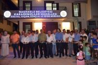 İLYAS ŞEKER - Başiskele'de Bir Gençlik Merkezi Daha Hizmete Açıldı