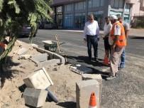 ZÜBEYDE HANıM - Belediye Başkanı Seçen, Hizmet Alanlarında İncelemelerine Devam Ediyor