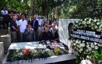SÜLEYMAN SEBA - Beşiktaş'ın Efsane Başkanı Mezarı Başında Anıldı