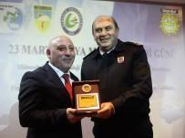 GİRESUN - Bursa İl Jandarmada Nöbet Değişimi