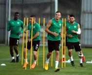 BOGDAN STANCU - Bursaspor'da Ekong Ve Kembo Antrenmana Katılmadı