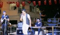 GÜLLÜBAHÇE - Büyükşehir Belediyesinin Yaz Konserleri Devam Ediyor
