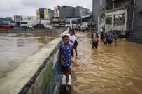 FİNANS MERKEZİ - Cakarta Suya Gömülüyor
