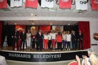 İSTİFA - CHP Marmaris İlçe Başkanı Tolga Akbay Oldu