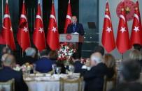 DIŞ POLİTİKA - Cumhurbaşkanı Erdoğan Açıklaması 'Hukuk Namına Hukuksuzlukları Bize Kimse Dayatamaz'
