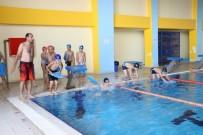 Erzincan'da Yüzme Kursuna İlgi Büyük