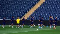 ÜLKER - Fenerbahçe, Benfica Maçına Hazır