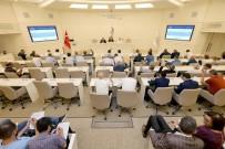GAZIANTEP TICARET ODASı - Gaziantep Büyükşehir Belediye Meclisi Toplandı