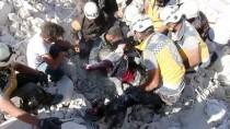 SİVİL SAVUNMA - İdlib'deki Patlamada Ölenlerin Sayısı 67'Ye Çıktı