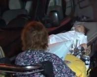AMELİYATHANE - İstanbul'da Hastanede Panik Açıklaması Hastalar Tahliye Edildi