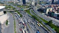 UNKAPANı - İstanbul'da Yarın Bu Yollar Trafiğe Kapatılacak