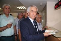 MıSıR - ITSO Ve ITB Yönetimi İle Üyeleri, Banka Veznelerinde Sıraya Girerek Dövizlerini Bozdurdu