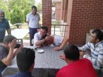 Karaisalı Kaymakamı Rehabilitasyon Merkezi'ni Ziyaret Etti