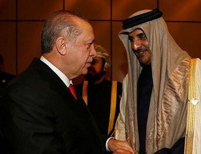 Katar'dan Türkiye'ye yapılan ekonomik saldırılara karşı sessiz kalmayı tercih etti.