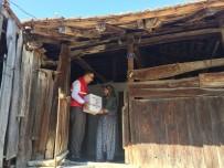 GIDA YARDIMI - Kızılay'dan Bin 400 Aileye Gıda Yardımı