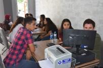 DOĞRU TERCİH - Kocasinan'ın Tercih Merkezine Öğrencilerden Tam Not
