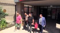 YUNANISTAN - Kuşadası'nda Botun Alabora Olması