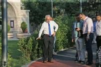 GÖLGELI - Maltepe Parkı'na Yürüyüş Yolu