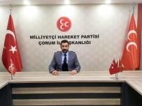 SIYONIST  - MHP İl Başkanı Kaynar'dan Dolar Açıklaması