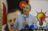 NACI BOSTANCı - Naci Bostancı Açıklaması 'Finansal Araçlarla Türkiye Gibi Ülkeleri Terbiye Etmek Mümkün Değildir'